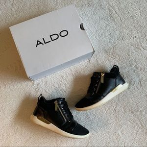 Women's Aldo Naven Shoes in Black Size 7